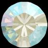 Swarovski 1028 XILION Chaton Light Sapphire Shimmer PP7