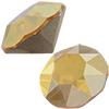 Swarovski 1088 XIRIUS Chaton Crystal Metallic Sunshine PP21