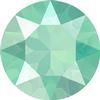 Swarovski 1088 XIRIUS Chaton Crystal Mint Green SS29