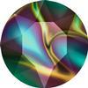 Swarovski 1088 XIRIUS Chaton Crystal Rainbow Dark SS29