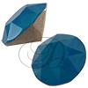 Swarovski 1028 XILION Chaton Caribbean Blue Opal PP9
