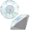 Swarovski 1100 XERO Chaton Crystal AB PP0