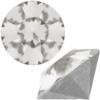 Swarovski 1100 XERO Chaton Crystal Silver Shade PP0