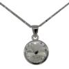 "16"" Necklace featuring 1122 rivoli crystal from Swarovski"