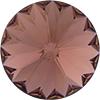 Swarovski 1122 Rivoli Round Stone Blush Rose 12mm