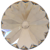 Swarovski 1122 Rivoli Round Stone Light Silk 12mm