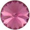 Swarovski 1122 Rivoli Round Stone Rose 12mm
