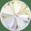Dreamtime Crystal DC 1122 Rivoli Round Stone Crystal AB 12mm