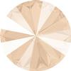 Swarovski 1122 Rivoli Round Stone Crystal Ivory Cream 14mm