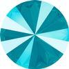 Swarovski 1122 Rivoli Round Stone Crystal Azure Blue 12mm