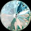 Swarovski 1122 Rivoli Round Stone Crystal Laguna DeLite 14mm