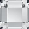 Swarovski 2400 Square Flat Back Crystal 2.2mm