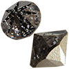Swarovski 1188 XIRIUS Pointed Chaton Crystal Black Patina SS39
