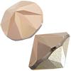Swarovski 1188 XIRIUS Pointed Chaton Crystal Rose Gold SS17