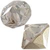 Swarovski 1188 XIRIUS Pointed Chaton Crystal Silver Shade SS17