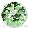 Swarovski 1201 Fancy Round Stone Chrysolite 27mm