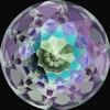 Swarovski 1400 Dome Round Stone Crystal Paradise Shine 12mm
