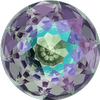 Swarovski 1400 Dome Round Stone Crystal Paradise Shine 14mm