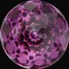 Swarovski 1400 Dome Round Stone Amethyst 10mm