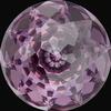 Swarovski 1400 Dome Round Stone Iris 10mm
