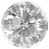 Dreamtime Crystal DC 1401 Rose Cut Round Stone Crystal 10mm