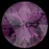 Dreamtime Crystal DC 1401 Rose Cut Round Stone Amethyst 10mm