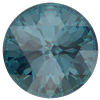 Dreamtime Crystal DC 1401 Rose Cut Round Stone Montana 10mm