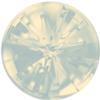Swarovski 1695 Sea Urchin Round Stone White Opal 10mm