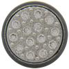 Swarovski 1781/114 Crystal 2 part Snap Decorative Button