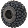 Swarovski 180101 BeCharmed Pave Beads 14mm Jet Hematite
