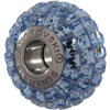 Swarovski 180201 BeCharmed Pave Beads 14mm Light Sapphire