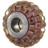 Swarovski 180201 BeCharmed Pave Beads 14mm Lilac Shadow