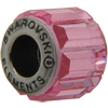 Swarovski 180301 BeCharmed Pave Beads 14mm Light Rose