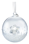 Swarovski Collections Christmas Ball Ornament, Annual Edition 2019