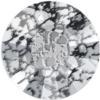Swarovski 2034 Concise Flat Back Crystal Black Patina SS20