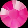 Dreamtime Crystal DC 2038 Hotfix Rhinestone Crystal Electric Pink (Hotfix Transparent) SS10