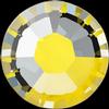 Swarovski 2038 XILION Rose Hotfix Crystal Sunshine DeLite SS10