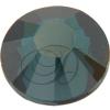 Swarovski 2038 XILION Rose Hotfix Blue Zircon Satin SS16