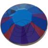 Swarovski 2038 XILION Rose Hotfix Crystal Meridian Blue SS6