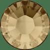 Dreamtime Crystal DC 2038 Hotfix Rhinestone Crystal Golden Shadow SS10