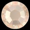 Swarovski 2038 XILION Rose Hotfix Crystal Ivory Cream DeLite (Hotfix Transparent) SS10