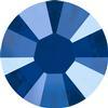 Swarovski 2038 XILION Rose Hotfix Crystal Royal Blue (Hotfix Transparent) SS10