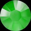 Dreamtime Crystal DC 2038 Hotfix Rhinestone Crystal Electric Green (Hotfix Transparent) SS10