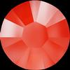 Dreamtime Crystal DC 2038 Hotfix Rhinestone Crystal Electric Orange (Hotfix Transparent) SS10