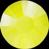 Dreamtime Crystal DC 2038 Hotfix Rhinestone Crystal Electric Yellow (Hotfix Transparent) SS10