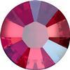 Swarovski 2038 XILION Rose Hotfix Light Siam Shimmer SS10