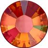 Swarovski 2038 XILION Rose Hotfix Hyacinth Shimmer SS10
