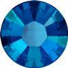 Swarovski 2038 XILION Rose Hotfix Cobalt Shimmer SS10