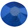 Swarovski 2038 XILION Rose Hotfix Crystal Metallic Blue SS6