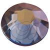 Swarovski 2038 XILION Rose Hotfix Crystal Tabac SS12